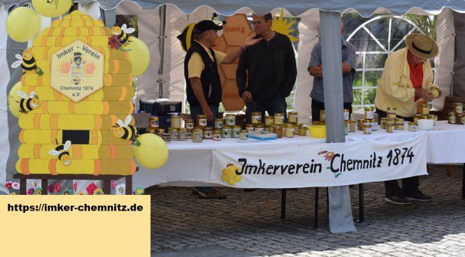 Tag der Imkerei – Botanischer Garten Chemnitz