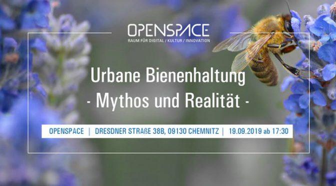 Urbane Bienenhaltung – Mythos und Realität